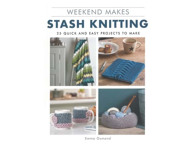 Guild of Master Craftsman Weekend Makes Stash Knitting Book