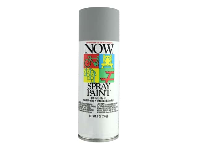 Krylon Now Spray Paint 9 oz. Grey Primer