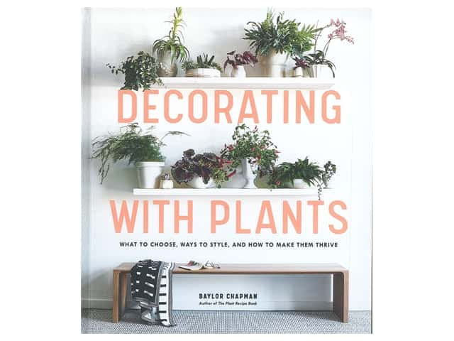 Artisan Decorating with Plants Book