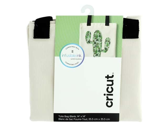 Cricut Infusible Ink Blank Tote Bag 14 in. x 14 in.