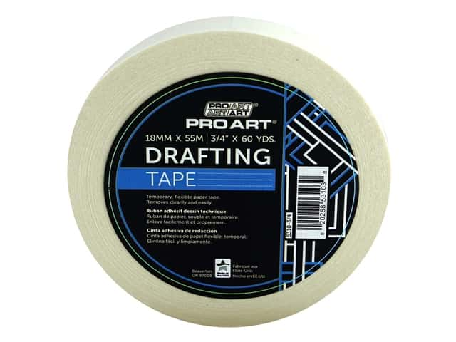 Pro Art Tape Drafting .75 in. x 60 yd
