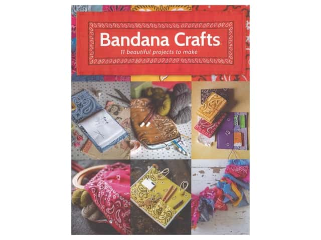 Guild of Master Craftsman Bandana Crafts Book