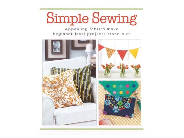 Simple Sewing Book