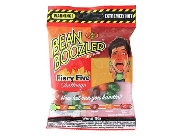 Jelly Belly Jelly Beans 1.9oz Bean Boozled Fiery Five