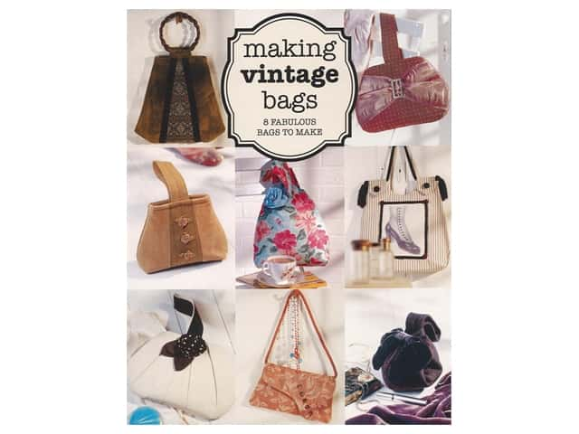 Guild of Master Craftsman Making Vintage Bags Book