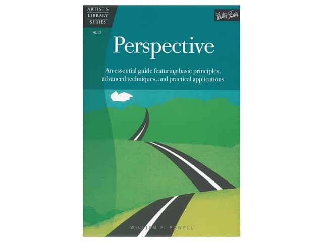 Walter Foster Artist's Library Series Perspective Book