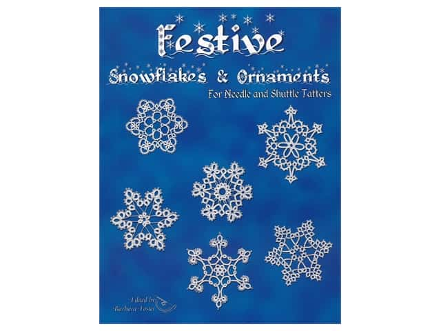 Handy Hands Festive Snowflakes & Ornaments Book