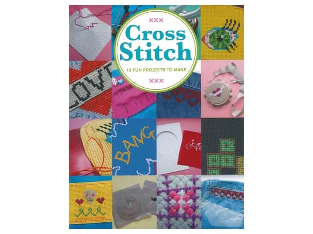 Guild of Master Craftsman Publications Cross Stitch Book