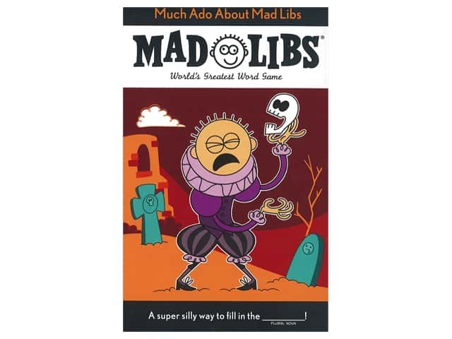 Price Stern Sloan Much Ado About Mad Libs Book
