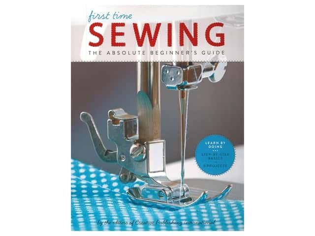 Creative Publishing International First Time Sewing Book