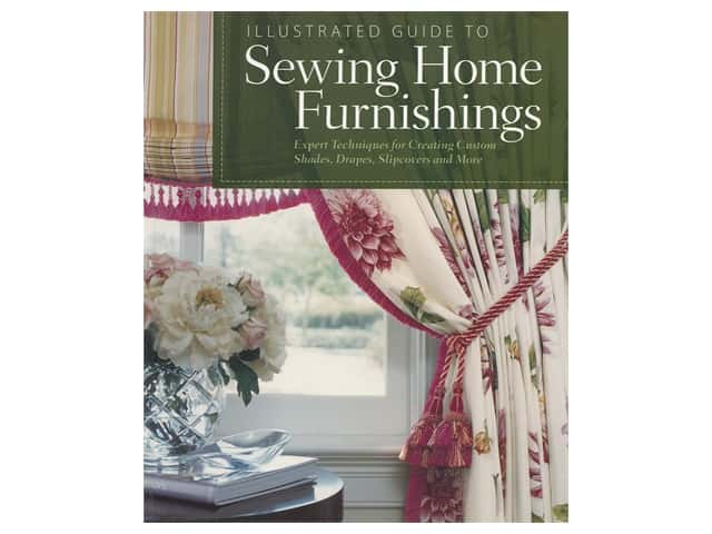 Fox Chapel Publishing Guide Sewing Home Furnishings Book