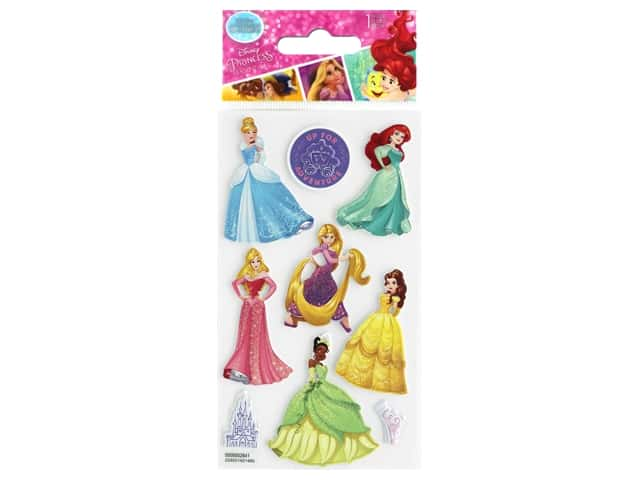 SandyLion Sticker Disney Princess Essentials