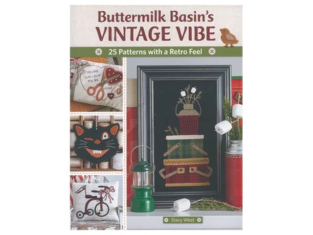 That Patchwork Place Buttermilk Basin's Vintage Vibe Book