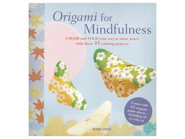 Cico Origami For Mindfulness Bk