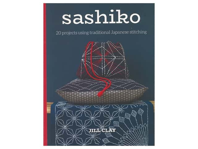 Guild of Master Craftsman Sashiko Embroidery Book