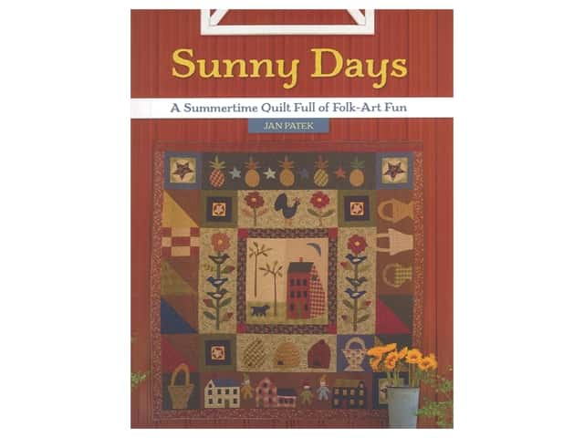 That Patchwork Place Sunny Days Book
