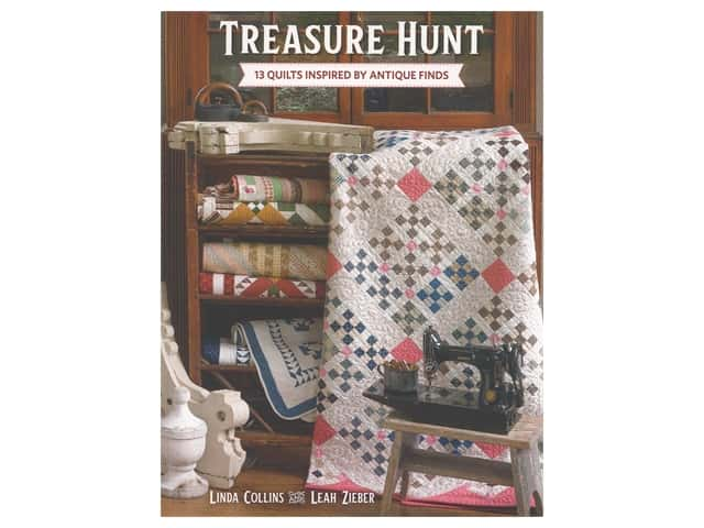 That Patchwork Place Treasure Hunt Book