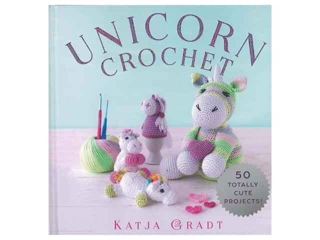 Unicorn Crochet Book