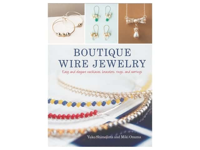 Stackpole Boutique Wire Jewelry Book