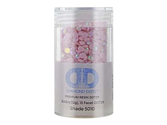 Diamond Dotz Freestyle Gems 0.43 oz. #5010 Aurora Borealis Mauve