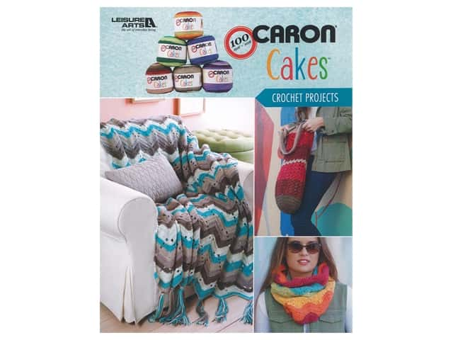 Caron Cakes Crochet Projects Book