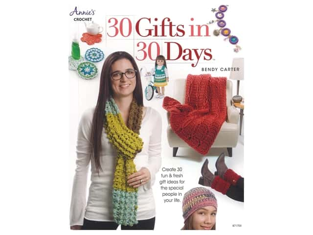 Annie's 30 Gifts In 30 Days Book
