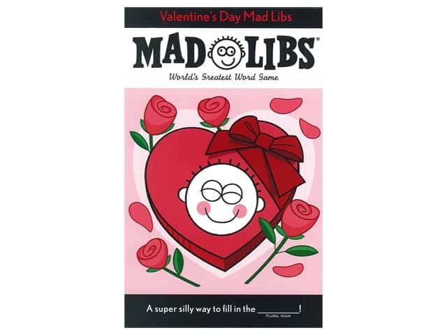Price Stern Sloan Valentine's Day Mad Libs Book