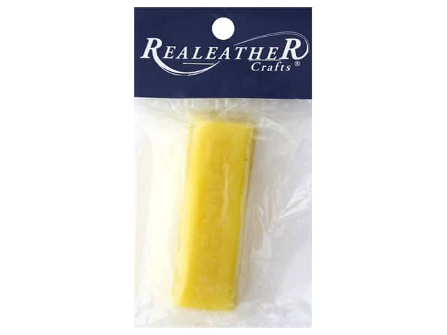 REALEATHER by Silver Creek Tool Beeswax 1oz