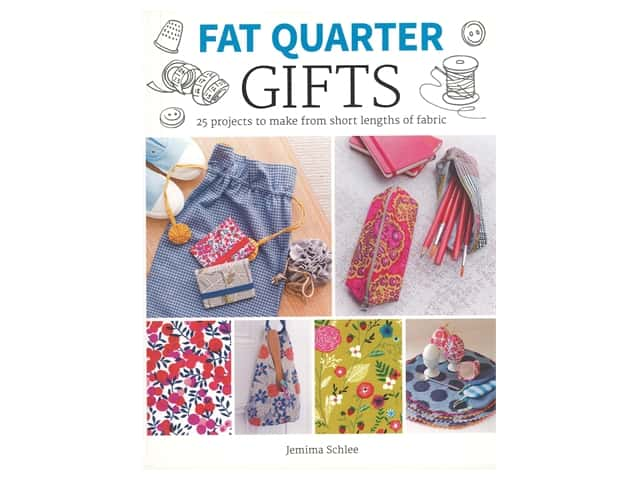 Guild of Master Craftsman Publications Fat Quarter Gifts Book