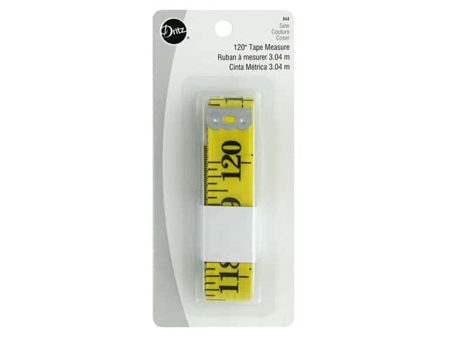 Dritz Quilter's Tape Measure 120 in.