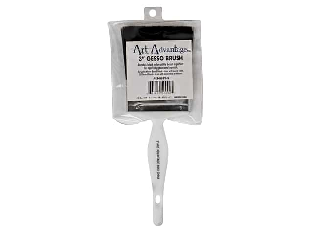 Art Advantage Gesso Brush 3 in.