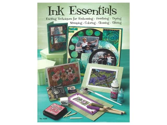 Design Originals Ink Essentials Book