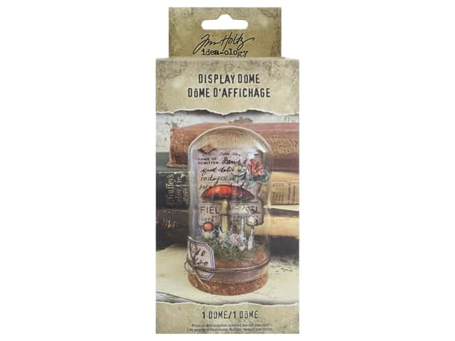 Tim Holtz Idea-ology Display Dome