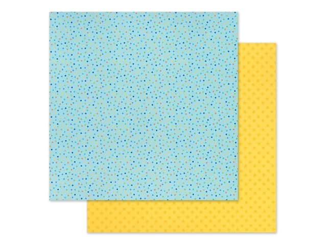 "Doodlebug Party Time Paper 12""x 12"" Sprinkle Me Happy"