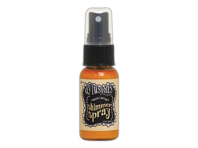 Ranger Dylusions Spray Shimmer Spray 1oz Vanilla Custard