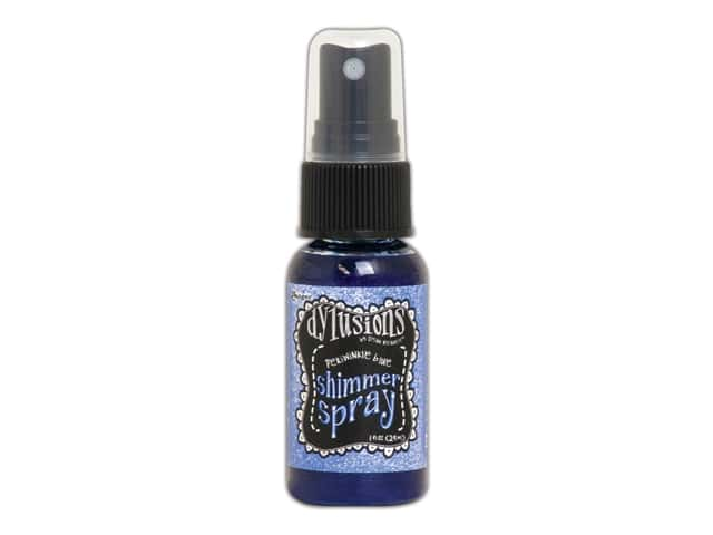 Ranger Dylusions Spray Shimmer Spray 1oz Periwinkle Blue