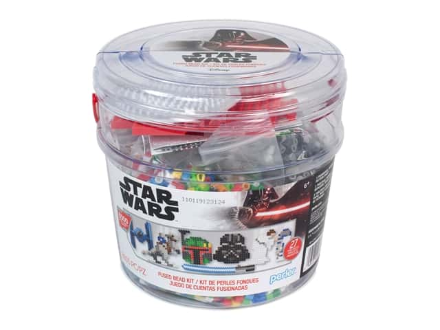 Perler Fused Bead Kit Bucket Large Star Wars