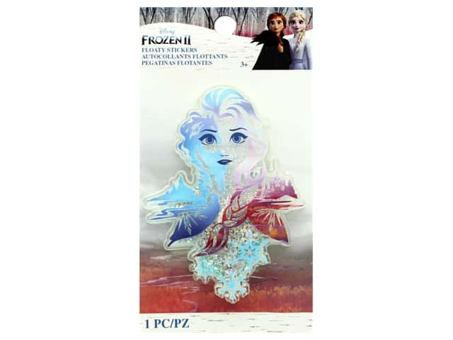 EK Disney Sticker 3D Floaty Frozen II Elsa