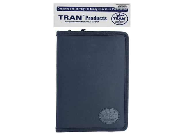 Tran Deluxe Pencil Case Holds 96