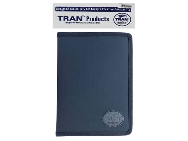 Tran Deluxe Pencil Case Holds 120
