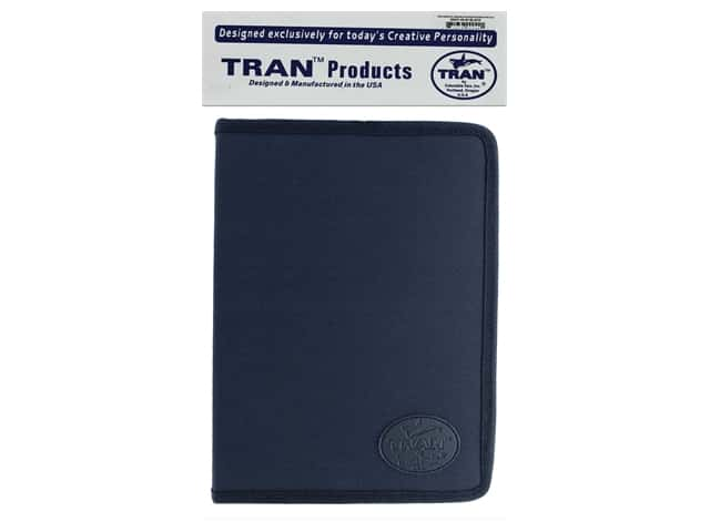 Tran Deluxe Pencil Case Holds 48