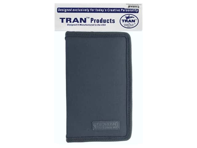 Tran Deluxe Pencil Case Holds 24