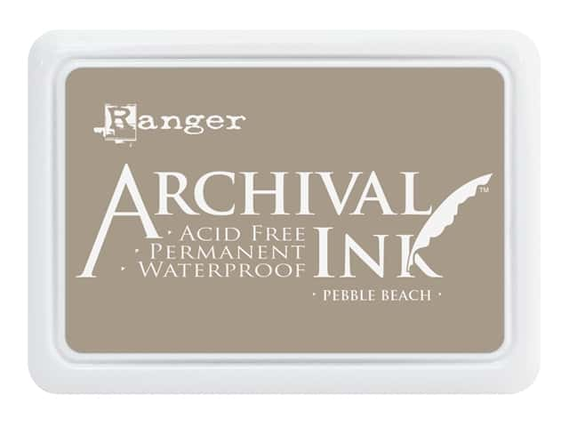 Ranger Archival Ink Pad Pebble Beach