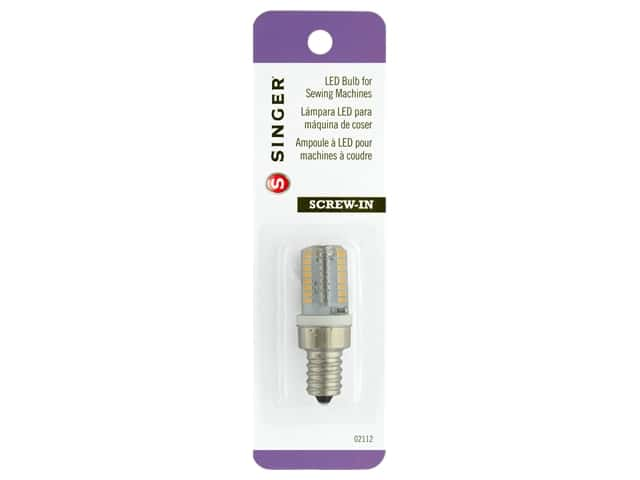 Singer Light Bulb LED Sewing Machine Screw In