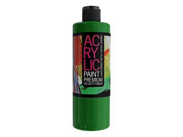 Pro Art Student Acrylic Paint 16 oz. Brilliant Green