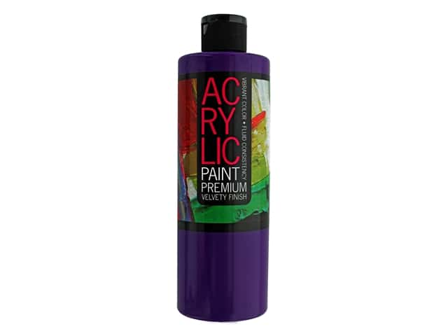 Pro Art Student Acrylic Paint 16 oz. Brilliant Purple
