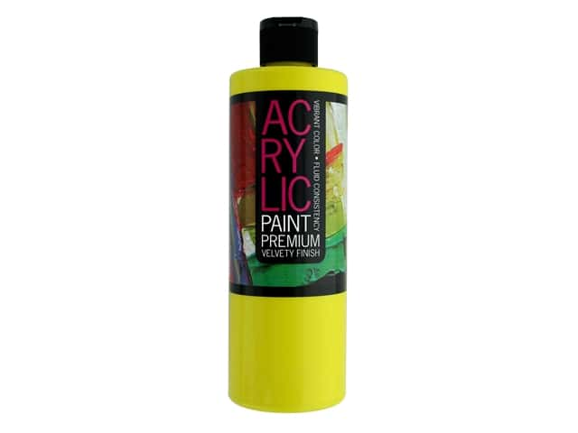 Pro Art Student Acrylic Paint 16 oz. Lemon Yellow