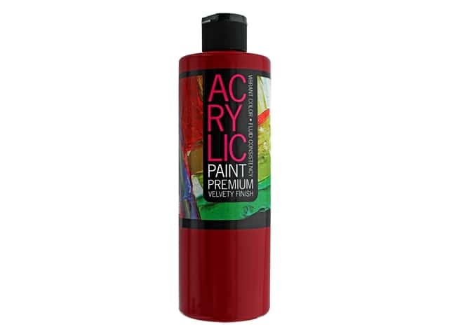 Pro Art Student Acrylic Paint 16 oz. Phthalo Red
