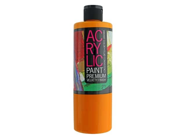 Pro Art Student Acrylic Paint 16 oz. Indian Yellow