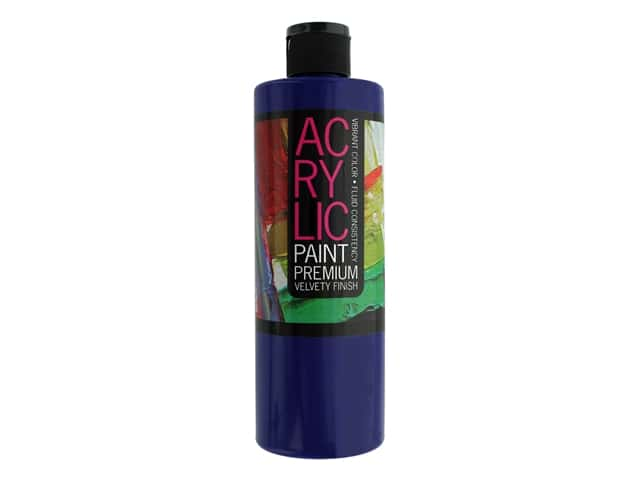 Pro Art Student Acrylic Paint 16 oz. Ultra Blue